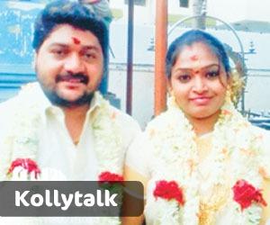 Niranjana sai prashanth wedding