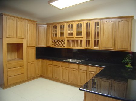 Which Wood To Choose For Home Interior Woodwork Cupboards
