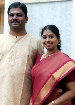 Mahadevan wedding