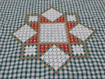 Chicken Scratch Embroidery Indusladies