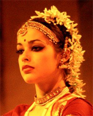 bharatanatyam makeup for kids - photo #43