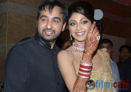 Mehndi Ceremony Of Shilpa Shetty : Shilpa shetty raj kundra mehendi and reception pics indusladies