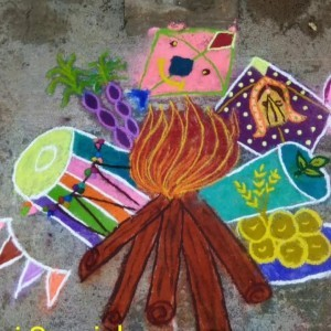 Marghazhi 3rd 10days Rangoli - YouTube