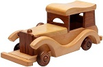 Vincent Wooden Car