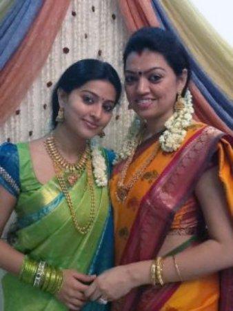 Actress Sneha Nalangu Function Stills Indusladies