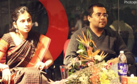 chetan bhagat wedding pics
