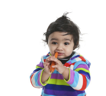 Interesting and Simple Finger Foods for Babies