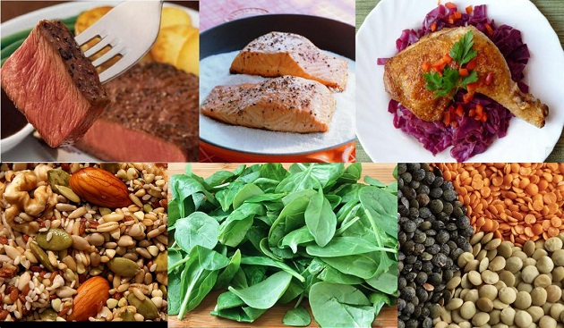 Treat Anemia Naturally with Iron-Rich Food