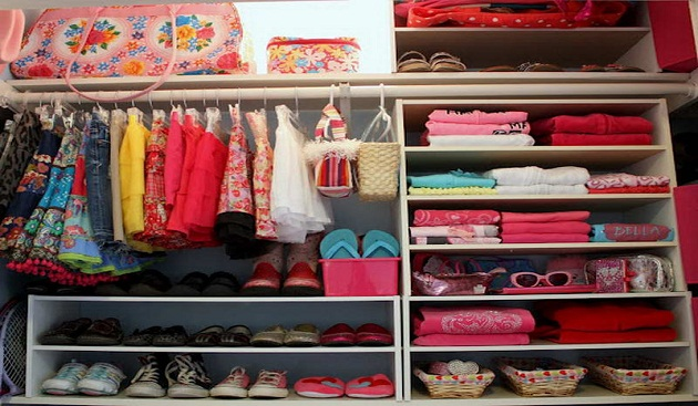 Top Tips to Organize Your Wardrobe