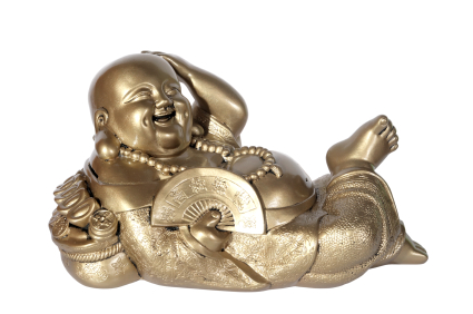 Laughing Buddha – Feng Shui Charm for Wealth and Prosperity
