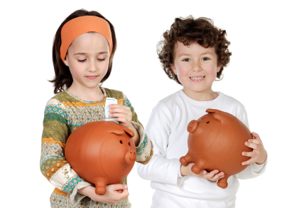 Encouraging Our Children to Save More