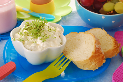 7 Delicious Vegetarian Cheese Recipes for your Baby