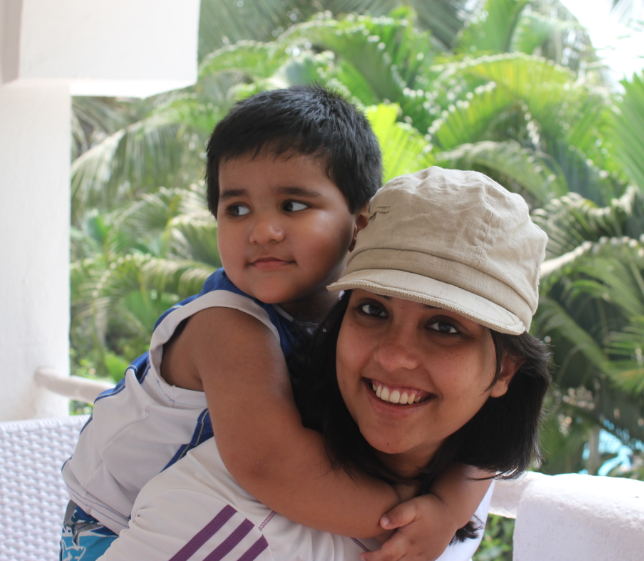 An Interview with Sanjugtha – a Work from Home Recruiter and a Mom with Nerves of Steel