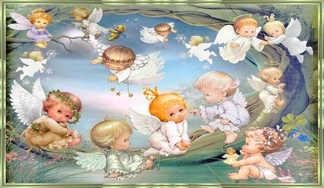 Christmas Carols and Songs – Angels From The Realms Of Glory