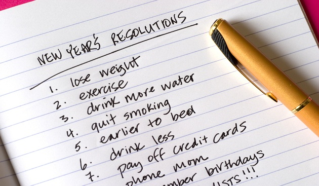 The Conundrum of New Year Resolutions