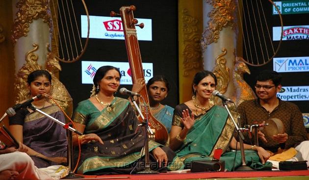 Margazhi Music Season – Ranjani & Gayatri
