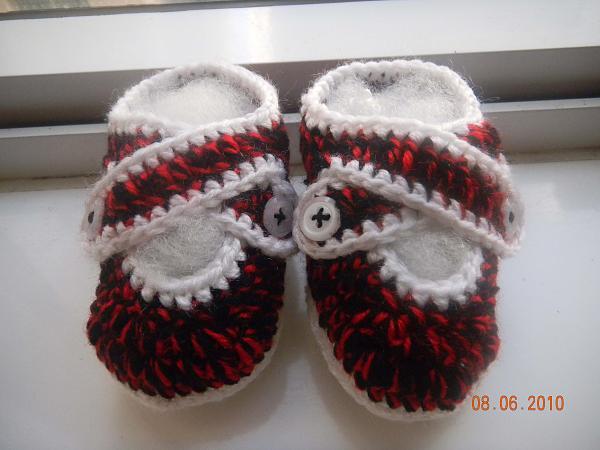 DIY Crochet Tutorial – How to Make Baby Booties?
