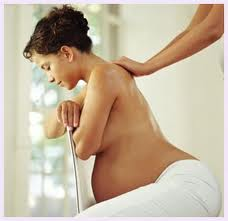 Acupressure for Back Pain during Pregnancy