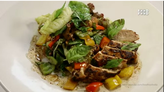 Quick and Healthy Chicken Salad