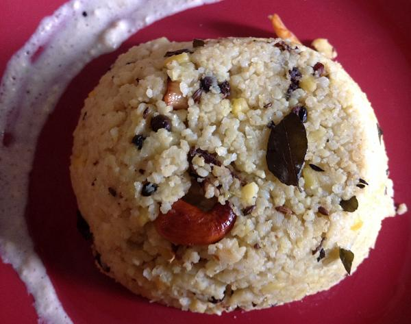 Kodo Millet Pongal| Varagu Arisi Ven Pongal