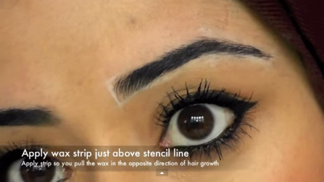 How to Shape Eyebrows Perfectly?