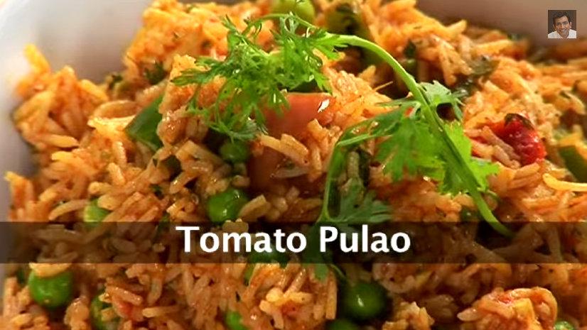 Mumbai Mast Tomato Pulao