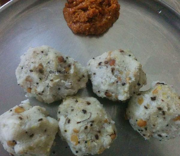 Samai Kozhukattai| Little Millet Recipe