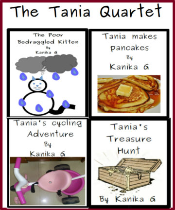 Tania's Adventures – Free Children's Book Series