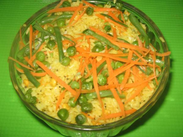 Lemon Rice | Nimmakaya Annam