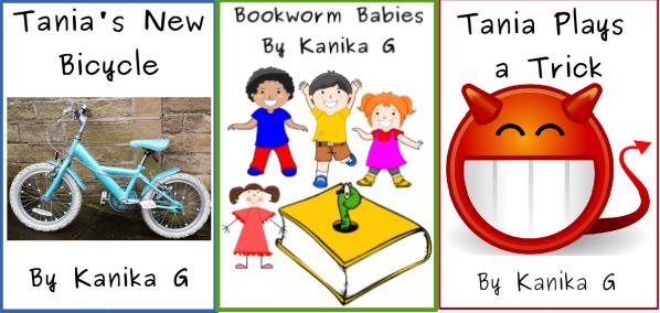 Tania's Adventures – Children's Book Review