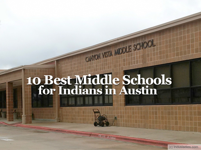 10 Best Middle Schools for Indians in Austin