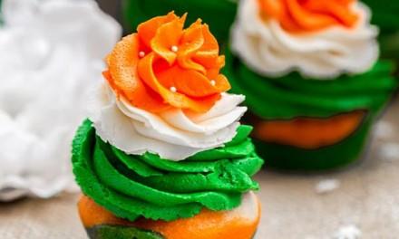 Tiranga Food for Republic Day Celebration