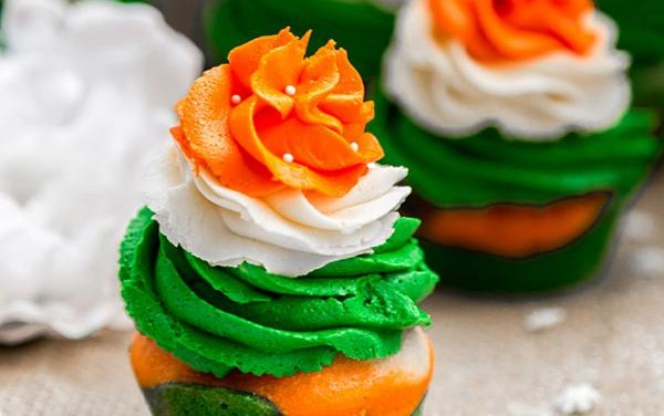 Tiranga Food for Republic Day Celebration