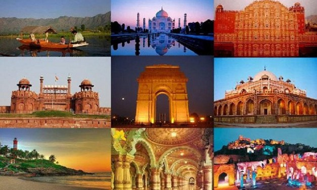 Incredible Monuments of India
